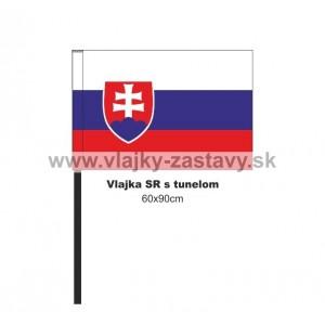 Vlajka SR 60x90 cm