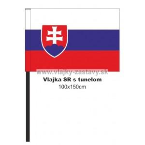 Vlajka SR 100x150 cm