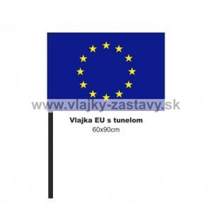 Vlajka EU 60x90cm
