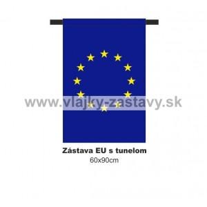 Zástava EU 60x90cm