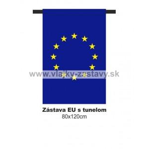 Zástava EU 80x120cm